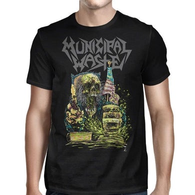 Municipal Waste Judgement MW T-Shirt