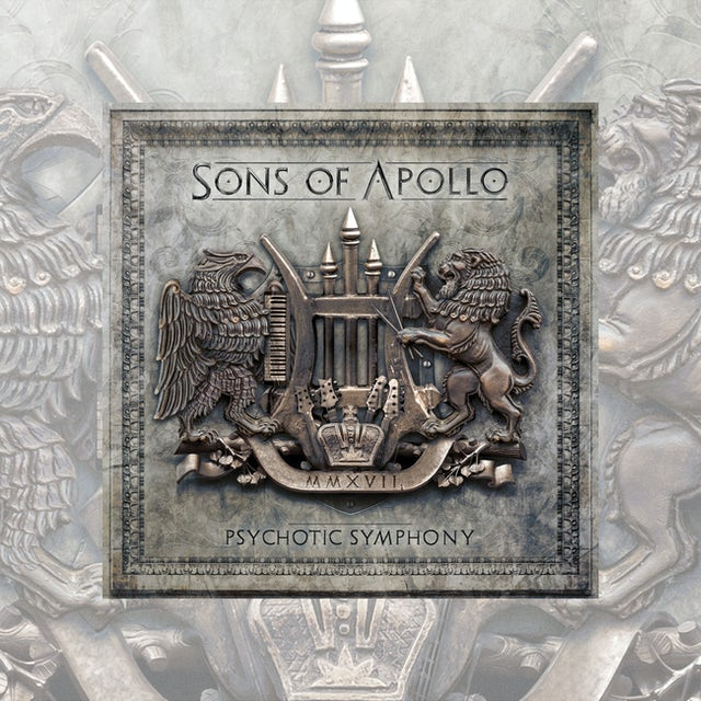 Sons Of Apollo Psychotic Symphony Digipack