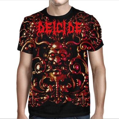 Deicide Medallion Sublimated T-Shirt