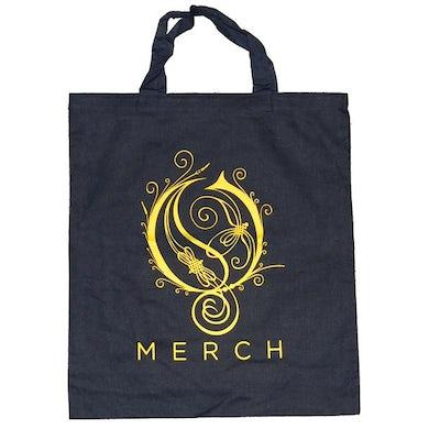 Opeth Omerch Logo Tote Bag