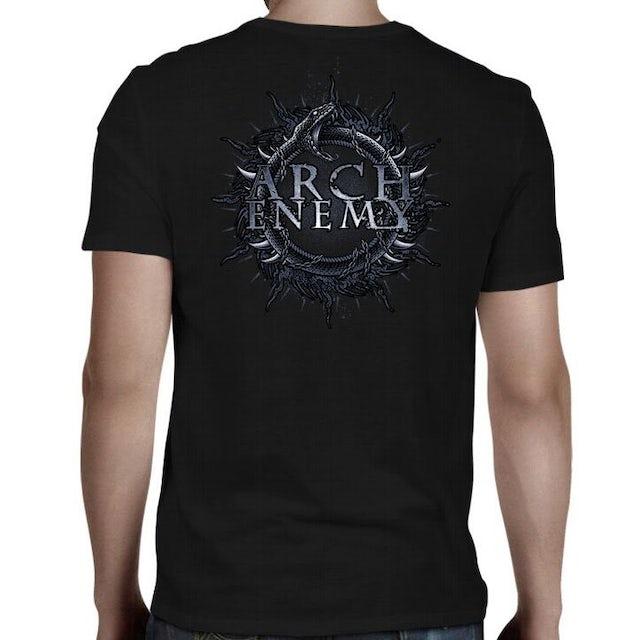 Arch Enemy Skull Bat T-Shirt