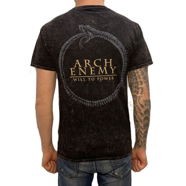 Arch Enemy The World Is Yours T-Shirt