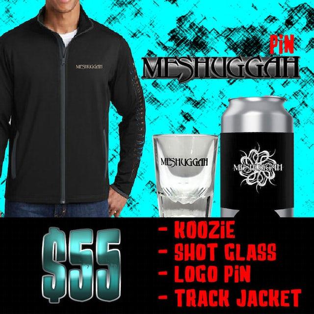 MESHUGGAH Track Jacket Bundle