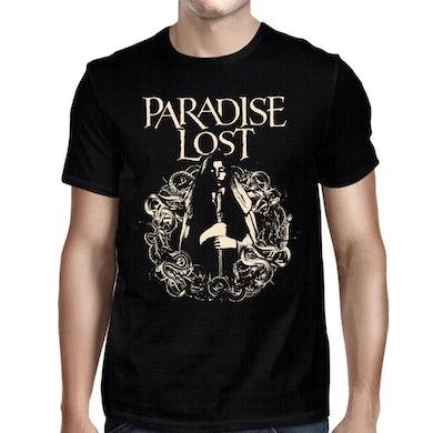 Paradise Lost Medusa 2018 Black Tour Shirt