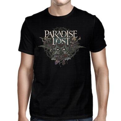 Paradise Lost 30th Anniversary Black T-Shirt