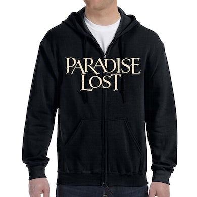 Paradise Lost Logo Medusa Zip Hoodie