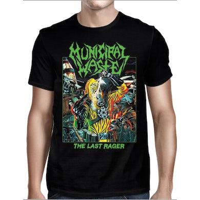 Municipal Waste Last Rager T-Shirt