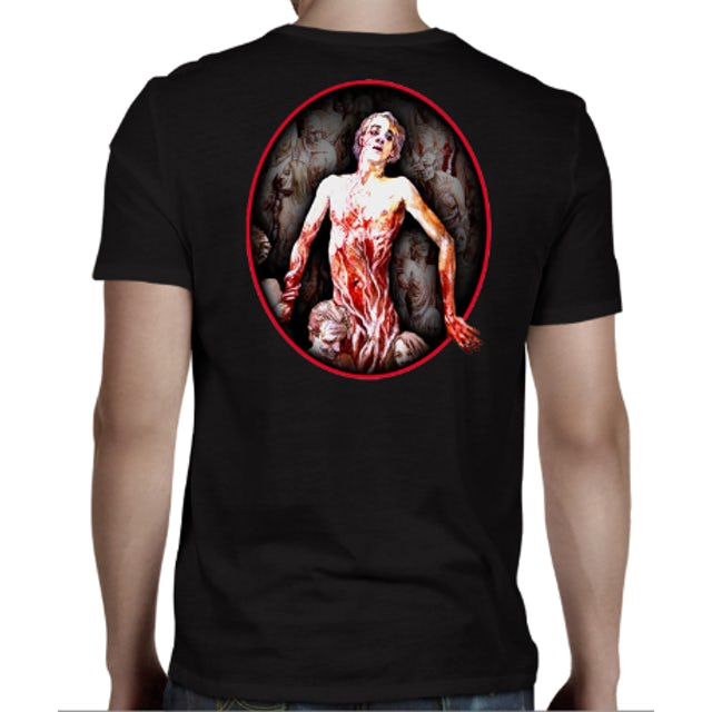 Cannibal Corpse The Bleeding - Bloody Oval T-Shirt