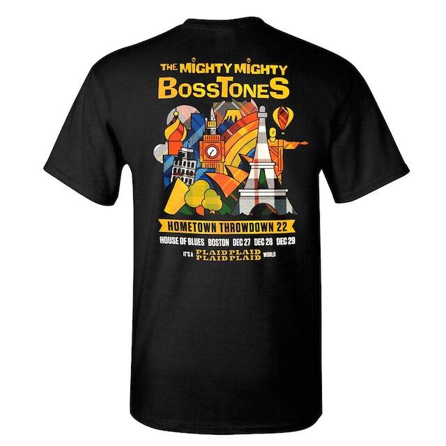 Mighty Mighty Bosstones Boston 2019 Hometown Throwdown T-Shirt