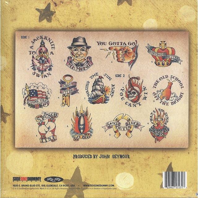 Mighty Mighty Bosstones Jackknife To A Swan Vinyl LP