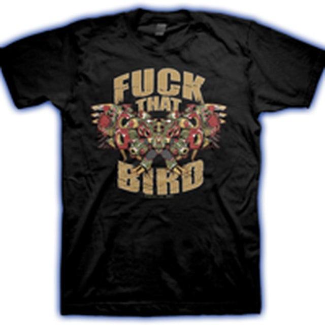 Powerglove Fuck That Bird T-Shirt