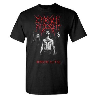 CARACH ANGREN Horror Metal Lifeless Flesh T-Shirt