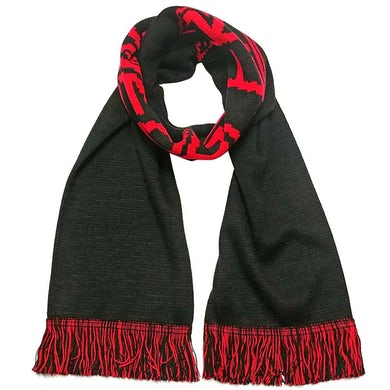 Red Logo Scarf