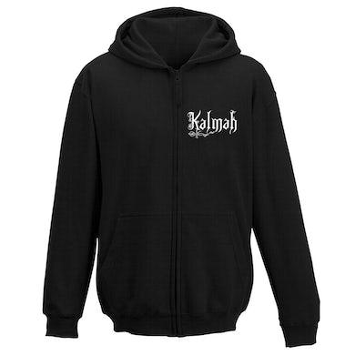 KALMAH Logo Tour Zip Hoodie