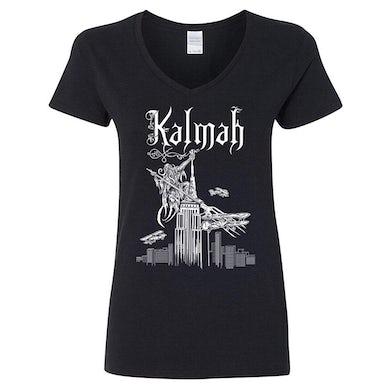 KALMAH Swamp To Victory Tour 2019 Ladies Tee
