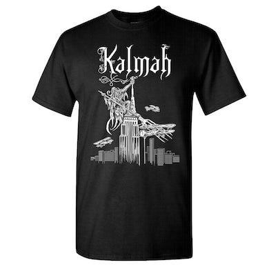 KALMAH Swamp To Victory Tour 2019 T-Shirt