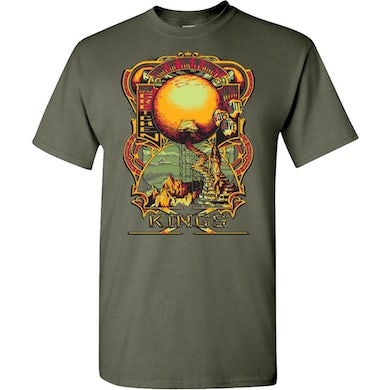KING'S X Out Of The Planet T-Shirt