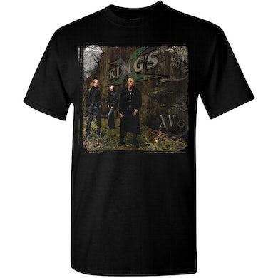 KING'S X XV Album Cover T-Shirt