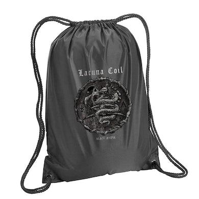 LACUNA COIL Black Anima Drawstring Bag