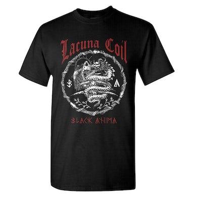 LACUNA COIL Black Anima T-Shirt