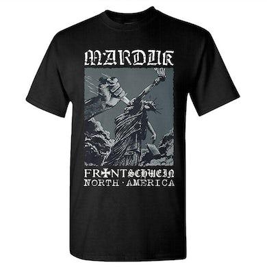 MARDUK Frontschwein North America T-Shirt