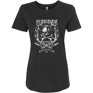 MARDUK Shield Ladies T-Shirt