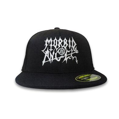 MORBID ANGEL White Logo Flex Fit Hat