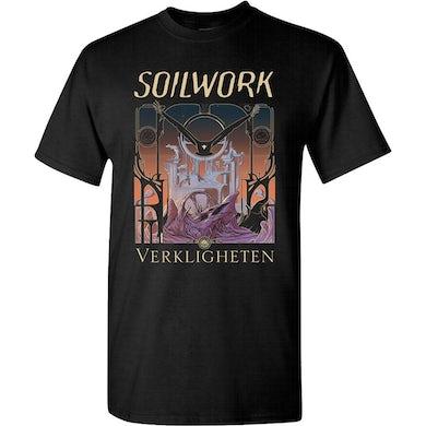 SOILWORK Verkligheten Black T-Shirt