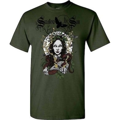 Snake Woman T-Shirt