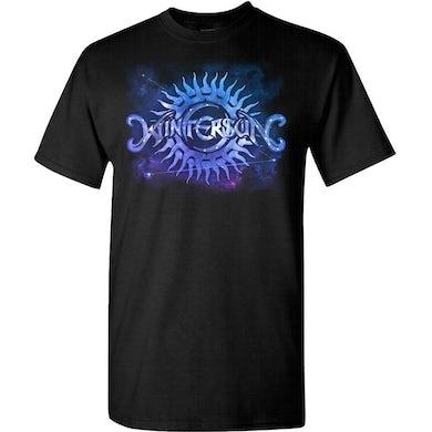 Wintersun Astral Double Logo Black T-Shirt