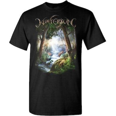 Wintersun Forest Seasons Tour 2018 Black T-Shirt