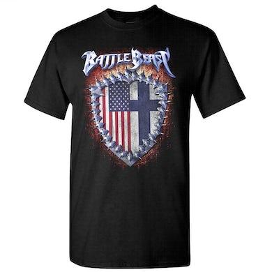BATTLE BEAST Finland Tour Date T-Shirt