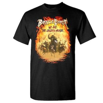 BATTLE BEAST Golden Horde T-Shirt