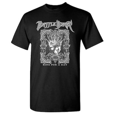 BATTLE BEAST King For A Day T-Shirt