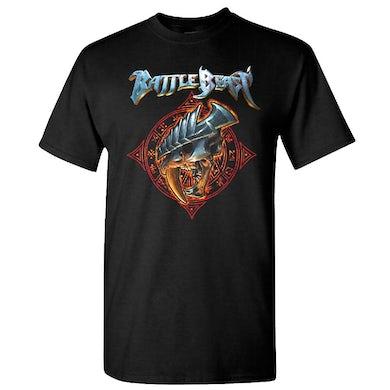 BATTLE BEAST Sabertooth Tour Date T-Shirt