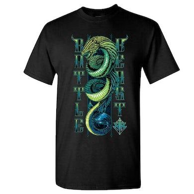 BATTLE BEAST Sea Serpent T-Shirt