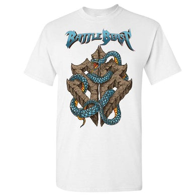 BATTLE BEAST Snake Symbol T-Shirt