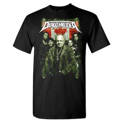 DIRKSCHNEIDER Group Photo Canada Tour dates T-Shirt
