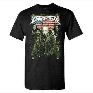 DIRKSCHNEIDER Group Photo USA Tour Dates T-Shirt