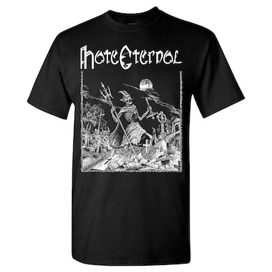 Thorn Cross Black T-Shirt