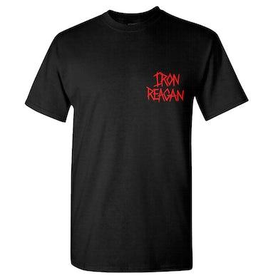 IRON REAGAN Red Logo T-Shirt