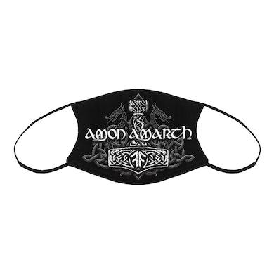 AMON AMARTH Hammer Sublimated Facemask