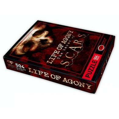 LIFE OF AGONY The Sound of Scars Puzzle