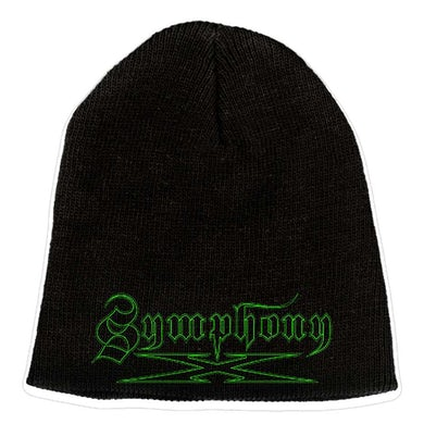 "SYMPHONY X Green Logo 9"" Beanie"