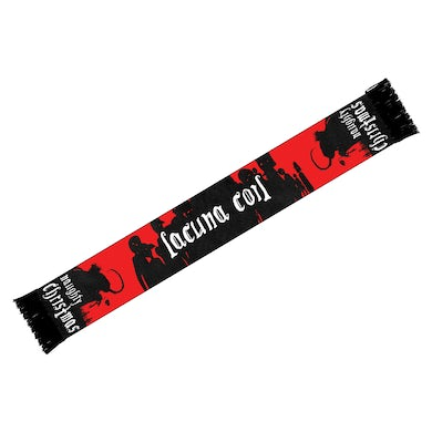 LACUNA COIL Naughty Christmas Scarf