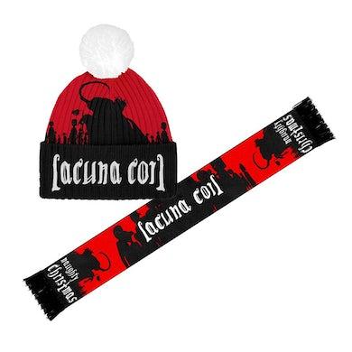 LACUNA COIL Naughty Christmas Bundle