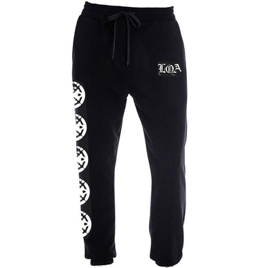 LIFE OF AGONY Logo Sweatpants