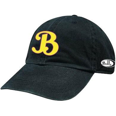 BELLY B Logo Ball Cap - Yellow