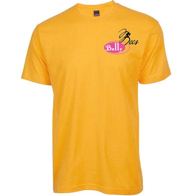 BELLY Bees T-Shirt - Yellow
