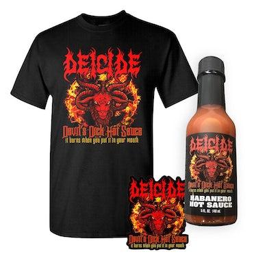 DEICIDE Devil's Dick Hot Sauce Bundle